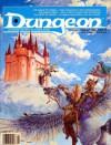 Dungeon #9: Adventures for TSR Role-Playing Games (Dungeon Magazine #009) - Barbara G. Young, Roger E. Moore, Patricia Elrod, Richard Fichera, Vince Garcia, Rick Swan, Randy Maxwell, Grant Boucher, David Boucher