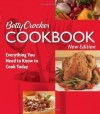 Betty Crocker Cookbook: Everything You Need to Know to Cook Today (Ring-bound) - Betty Crocker