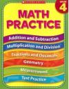 4th Grade Math Practice - Terry Cooper