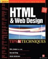 HTML & Web Design Tips & Techniques - Kris Jamsa