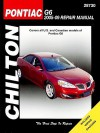 Pontiac G6 2005-09 Repair Manual - Jay Storer, John H. Haynes