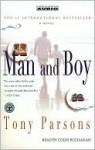 Man and Boy (Audio) - Tony Parsons, Colin Buchanan