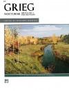 Nocturne, Op. 54, No. 4: Sheet - Edvard Grieg