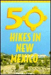 50 Hikes in New Mexico - Terry Evans