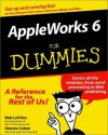 AppleWorks 6 for Dummies - Bob LeVitus, Dennis R. Cohen