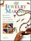 Jewelry Making (Art for Children) - Jo Moody, Jo Moodly