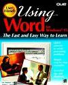 Using Word Windows 95 - Nancy Stevenson