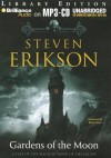 Gardens of the Moon - Steven Erikson, Ralph Lister