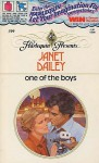 One of the Boys - Janet Dailey