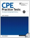 CPE Practice Tests: Four Tests for the Cambridge Certificate of Proficiency in English - Mark Harrison
