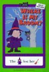 All Aboard Reading Where Is My Broom - Margaret A. Hartelius