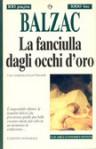 La fanciulla dagli occhi d'oro - Honoré de Balzac