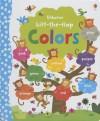 Usborne Lift-The-Flap Colors - Felicity Brooks