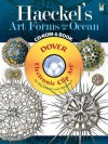 Haeckel's Art Forms from the Ocean CD-ROM and Book - Ernst Haeckel