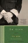 To Live: A Novel - Yu Hua, Michael Berry