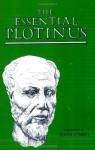 The Essential Plotinus - Plotinus