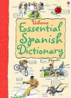 Essential Dictionary: Spanish - Nicole Irving