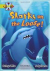 Project X: Masks And Disguises: Sharks On The Loose - Kathryn White, Andy Elkerton