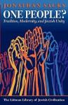 One People?: Tradition, Modernity, and Jewish Unity (Littman Library of Jewish Civilization) - Jonathan Sacks