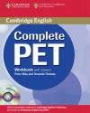 Complete Pet Workbook with Answers with Audio CD [With CD] - Peter May, Amanda Thomas, Emma Heyderman