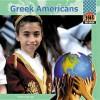 Greek Americans - Nichol Bryan