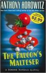 The Falcon's Malteser (Diamond Brothers Series #1) - Anthony Horowitz