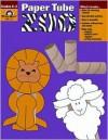 Paper Tube Zoo - Evan-Moor Educational Publishing, Joy Evans