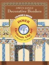 Owen Jones Decorative Borders CD-ROM and Book - Owen Jones, Carol Belanger-Grafton