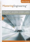 New Masteringengineering -- Access Card -- For Engineering Mechanics: Dynamics - Russell C. Hibbeler