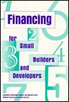 Financing for Small Builders and Developers - Craftsman, National Association of Home Builders St