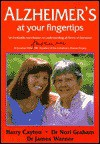 Alzheimer's at Your Fingertips (At Your Fingertips) - Harry Cayton, James Warner, Ruth Midgley, Linda Moore, Nori Graham