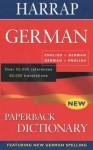 Harrap German-English/English-German Dictionary - Harrap's Publishing