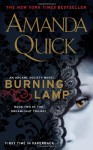 Burning Lamp (Arcane Society, #8) - Amanda Quick