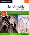 Rand Mcnally 2006 San Antonio: Street Guide - Rand McNally
