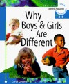 Why Boys and Girls Are Different - Carol Greene, Michelle Dorankamp