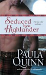 Seduced by a Highlander (Children of the Mist) - Paula Quinn