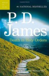 Death In Holy Orders (Adam Dalgliesh, #11) - P.D. James