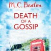 Death of a Gossip - M.C. Beaton, David Monteath