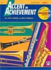 Accent on Achievement, Bk 1: Electric Bass, Book & CD - John O'Reilly, Mark Williams