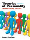 Theories of Personality: Understanding Persons - Susan Cloninger