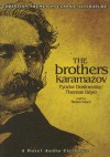 The Brothers Karamazov - Fyodor Dostoyevsky, Simon Vance, Thomas Beyer