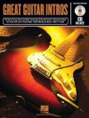 Great Guitar Intros Riff Notes: 50 Memorable Riffs - Various Artists