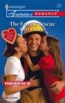 The Family Rescue - Kara Lennox