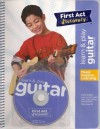 Learn and Play Guitar: Acoustic and Electric (book and play-along CD) (First Act Discovery for young beginners) - Debbie Cavalier