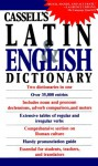 Cassell's Concise Latin-English, English-Latin Dictionary - D.P. Simpson, Cassell