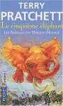 Le Cinquième Eléphant (Les Annales du Disque-Monde, #25) - Terry Pratchett, Patrick Couton