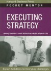 Executing Strategy - Harvard Business Review, Harvard Business Review