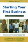Starting your First Business - Jim Sapp, Verne Harnish