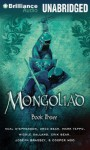The Mongoliad, Book Three - Neal Stephenson, Greg Bear, Mark Teppo, Nicole Galland, Erik Bear, Joseph Brassey, Cooper Moo, Luke Daniels