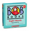 Bob Books: Sight Words, 1st Grade - Lynn Maslen Kertell, Sue Hendra